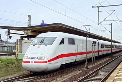 Anreise mit der Bahn, Ihlemann AG