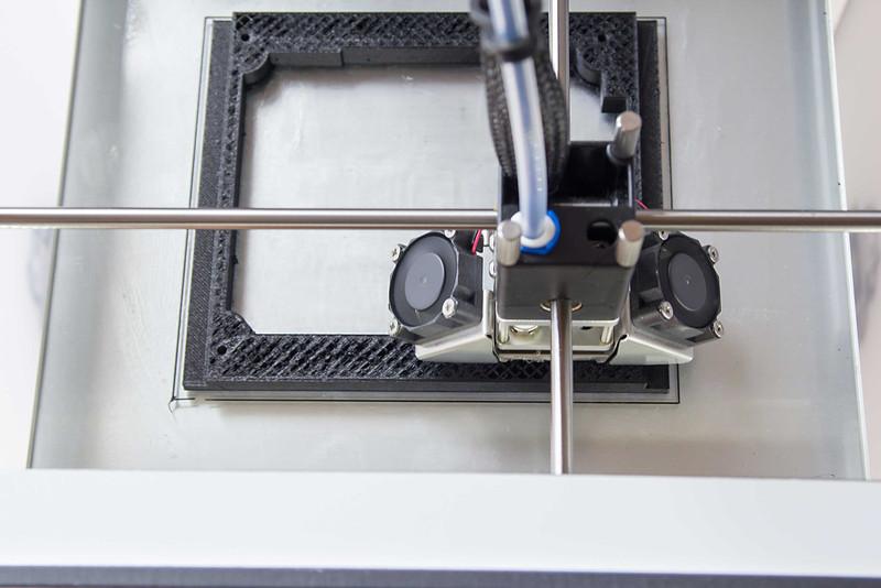 THT-Fertigung, 3D-Drucker