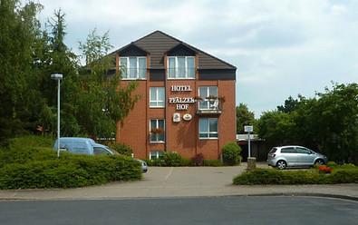 Hotelempfehlung in der Nähe zur Ihlemann AG