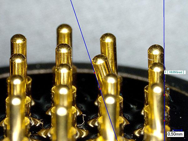 Messmikroskop, Qualitätssicherung