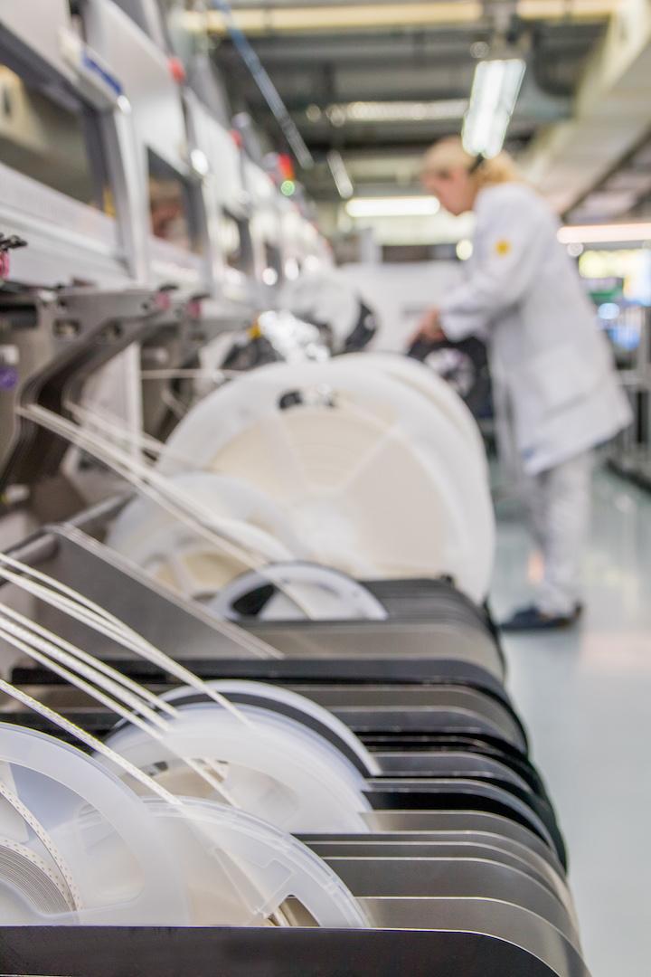 SMD-Fertigung, kurzfristige Auslieferungen