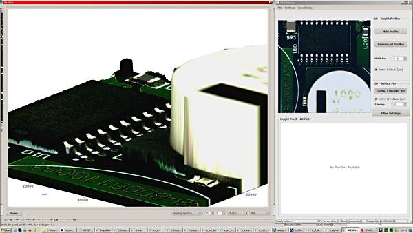 Bildverarbeitung, Embedded Systeme, 3D-Pastenkontrolle, 3D-AOI, Röntgentest