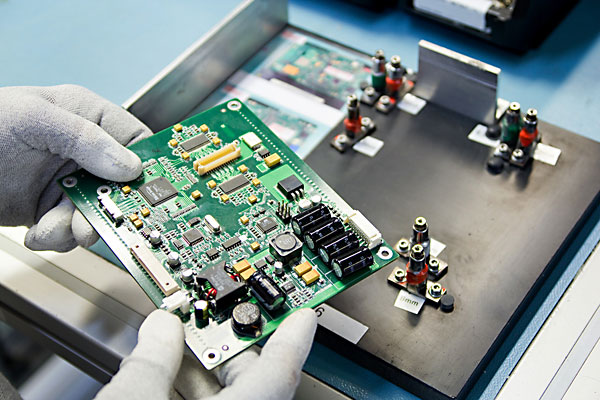 Elektronikentwicklung, Prototypen