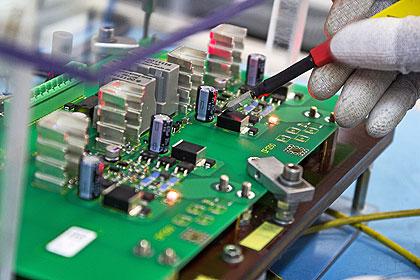 Industrieelektronik, Referenz, Preis-/Leistungsverhältnis