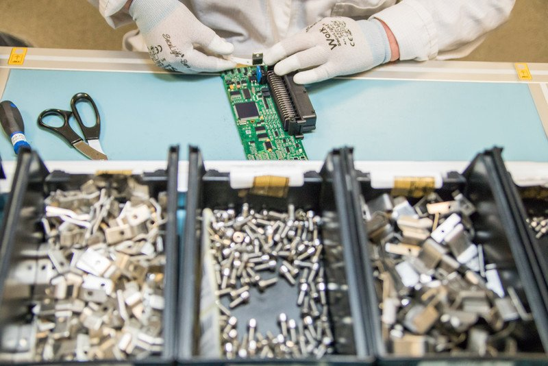 Industrieelektronik, ATEX-Montage