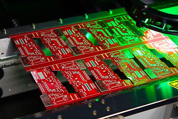 Leiterplattenbestückung, 3D-SPI, 3D-AOI