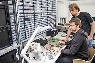 FPGA-Entwicklung