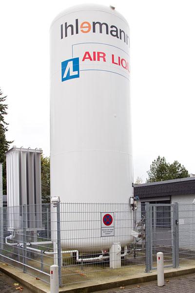 News, Schutzgas-Atmosphäre aus Stickstoff