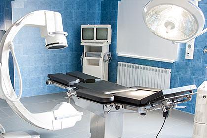Medizintechnik, zuverlässig, funktionssicher und langlebig