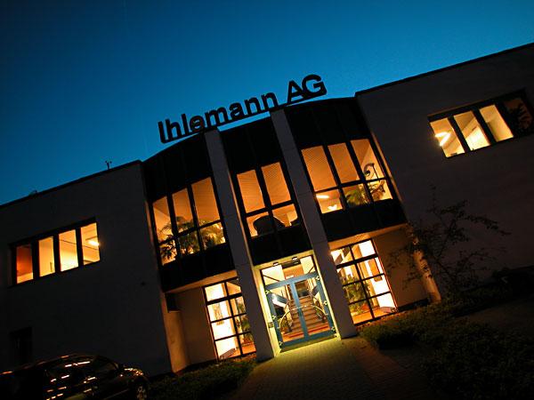 Sitemap Ihlemann AG