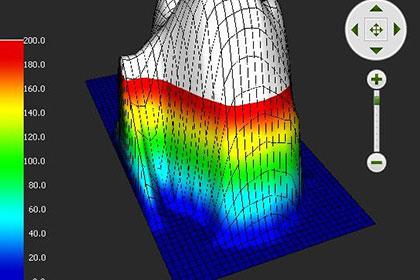 Kernkompetenzen EMS-Dienstleistung, 3D-Testsysteme